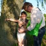 Het hele jaar wandelen door de landgoederen met de GPS-wandeling 'De bomenroute'!