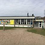 Verjaarscadeau 8 zonnepanelen geplaatst op dak van Pieter Vermeulen Museum!