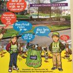 Kom op woensdag 14 juni naar het evenement IJmuiden Zonder Zwerfvuil bij de skatebaan op het Moerbergplantsoen